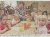 BFD in der Kindertagesstätte in Kriebethal